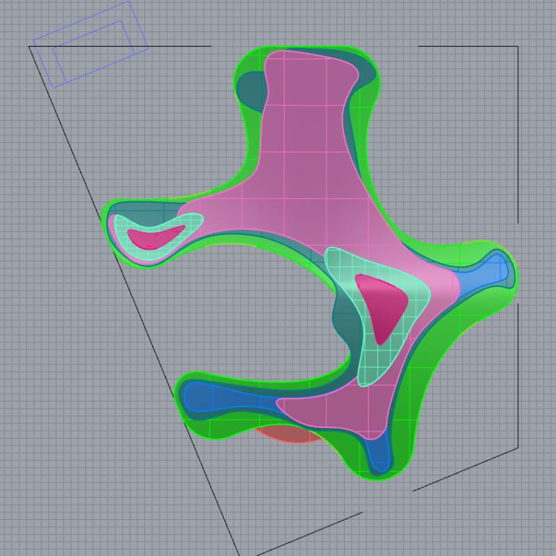 Stand parametrico Fidma 17
