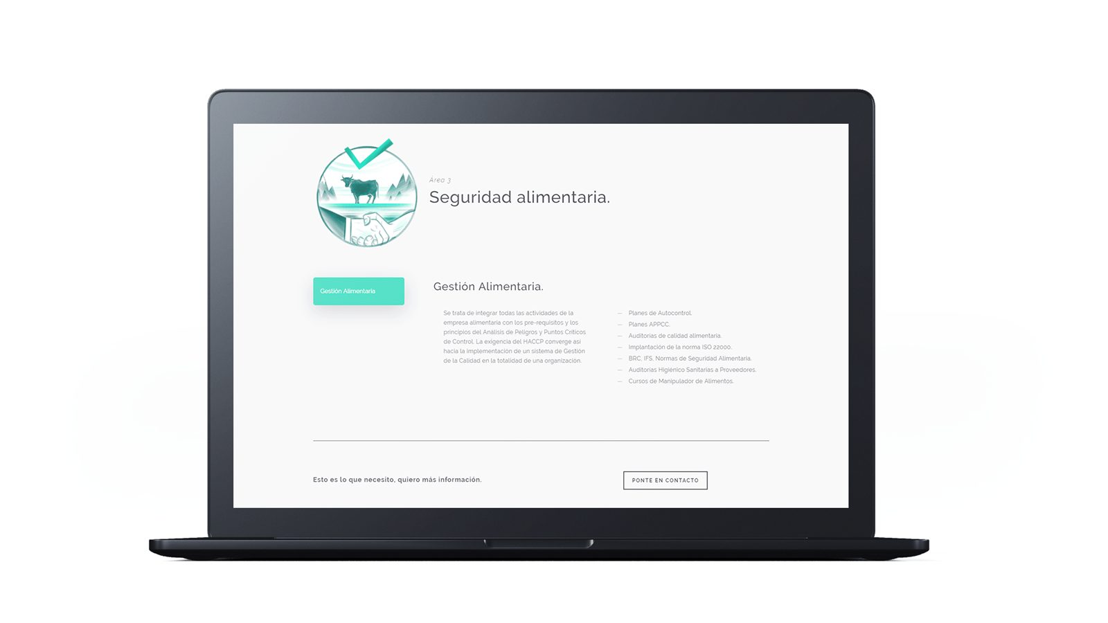 portatil diseño web